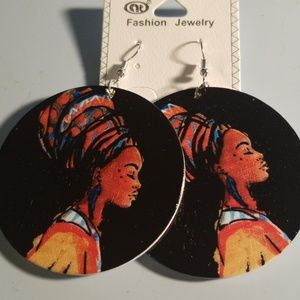 Jewelry - Afro-centric earrings